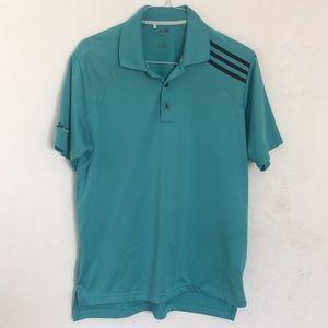Men Adidas Golf shirt ClimaCool size M